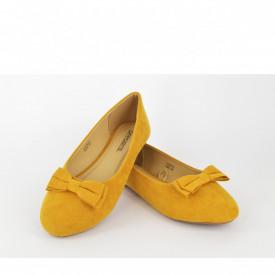 Ženske baletanke L020050YL žute