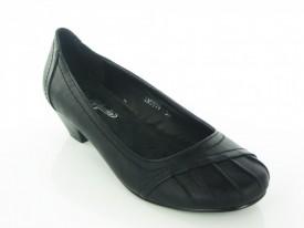 Ženske cipele na štiklu ZN5599 crne