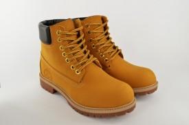 Ženske duboke cipele - Kanadjanke 960 žute