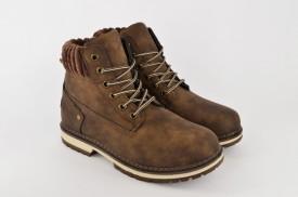 Ženske duboke cipele - Kanadjanke LH5237-1 braon