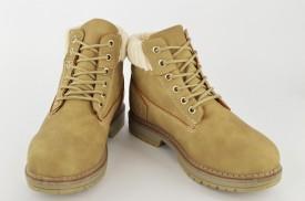 Ženske duboke cipele - Kanadjanke LH85200B bež