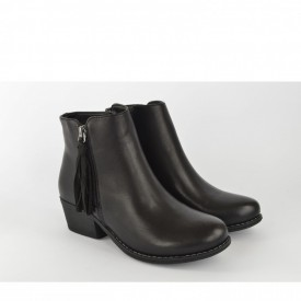 Ženske čizme LH75010-C crne