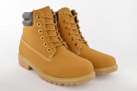 Dečije duboke cipele - Kanadjanke LH02668 žute