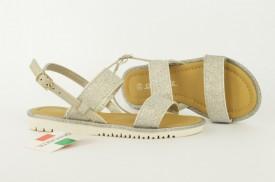 Dečije sandale CS80403-S srebrne