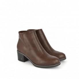 Duboke cipele na štiklu LH050519BR braon