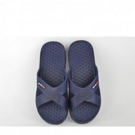 Gumene sportske muške papuče E140.M teget
