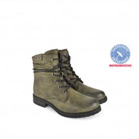 NEPROMOČIVE ženske duboke cipele 18AW1229SV sive