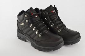Postavljene dečije duboke cipele 1561-C crne