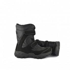 Postavljene muške čizme 14-07172 crne
