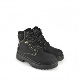 Ženske duboke cipele CA545-1CR crne