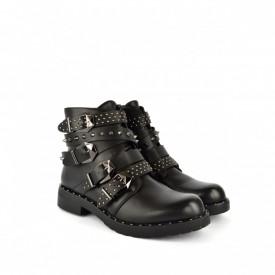 Ženske duboke cipele WSB10036CR crne