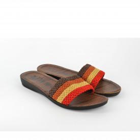 Ženske papuče 8402BR braon