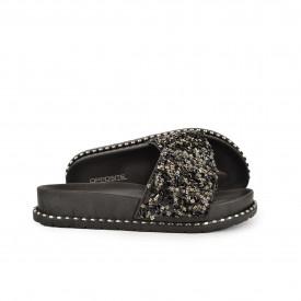 Ženske papuče LP020350-1CR crne