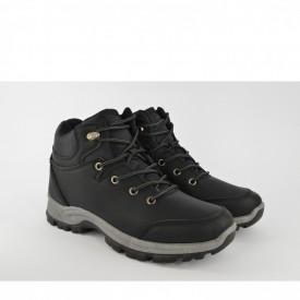 Muške duboke cipele MH96160CR crne
