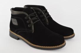 Muške duboke cipele 1033 crne