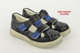 Dečije sandale 190 teget