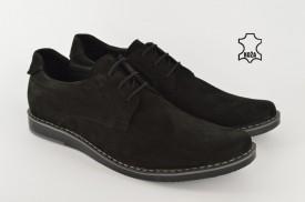 Kožne muške cipele 275-C crne