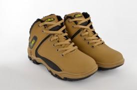 Postavljene dečije duboke cipele B6718-2B braon