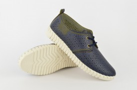 Ženske cipele 634111 teget