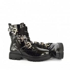 Ženske duboke cipele LH050501CR crne