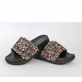 Ženske papuče LP021023CR crne