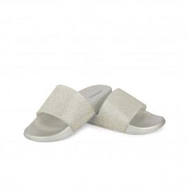 Ženske papuče LP055719SB srebrne