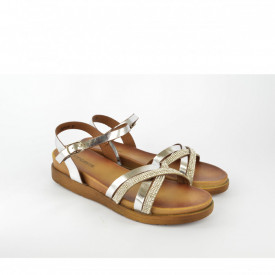 Ženske sandale LS021011SB srebrne
