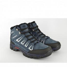 Muške duboke cipele 051TT teget