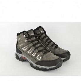 Muške duboke cipele 051SV sive