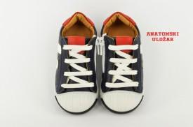 Dečije cipele 156 sa anatomskim uloškom teget
