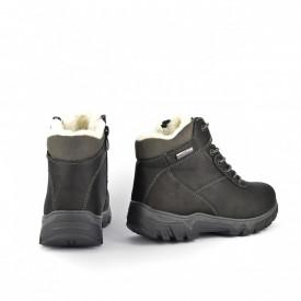 Dečije duboke cipele H387-001CR crne