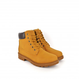 Dečije duboke cipele V7573-6YL žute