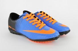 Dečije patike za fudbal D401-P plave