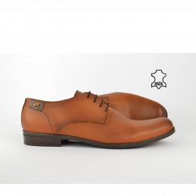 Kožne muške cipele 320BR braon