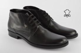 Kožne muške cipele 326 crne
