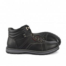 Muške duboke cipele 188145CR crne