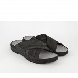 Muške papuče 154143CR crne