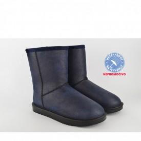 NEPROMOČIVE ženske čizme - Šunjalice LH86655P plave