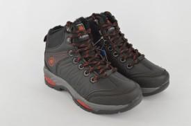 Postavljene dečije duboke cipele 4035D crne