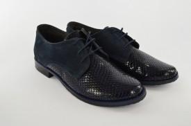 Ženske cipele 530-141 teget