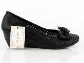 Ženske cipele na platformu 8000 crne