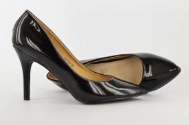 Ženske cipele na štiklu - Salonke L75702 crne