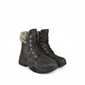 Ženske duboke cipele 19AWH1620CR crne