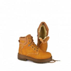 Ženske duboke cipele CA545-3YL žute