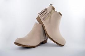 Ženske duboke cipele L30414 bež