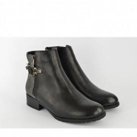 Ženske duboke cipele LH96960CR crne