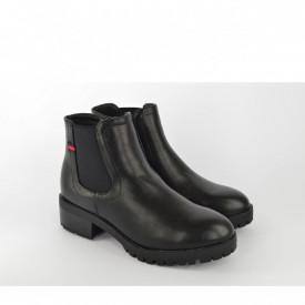 Ženske duboke cipele na štiklu LH95000CR crne