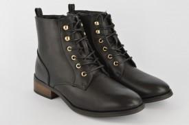 Ženske duboke cipele WSH07055-C crne