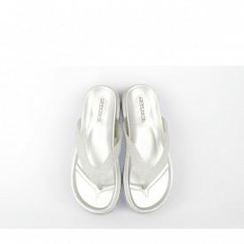 Ženske papuče - Japanke LP020369SB srebrne