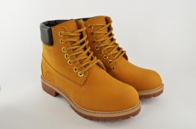 Dečije duboke cipele - Kanadjanke 960 žute